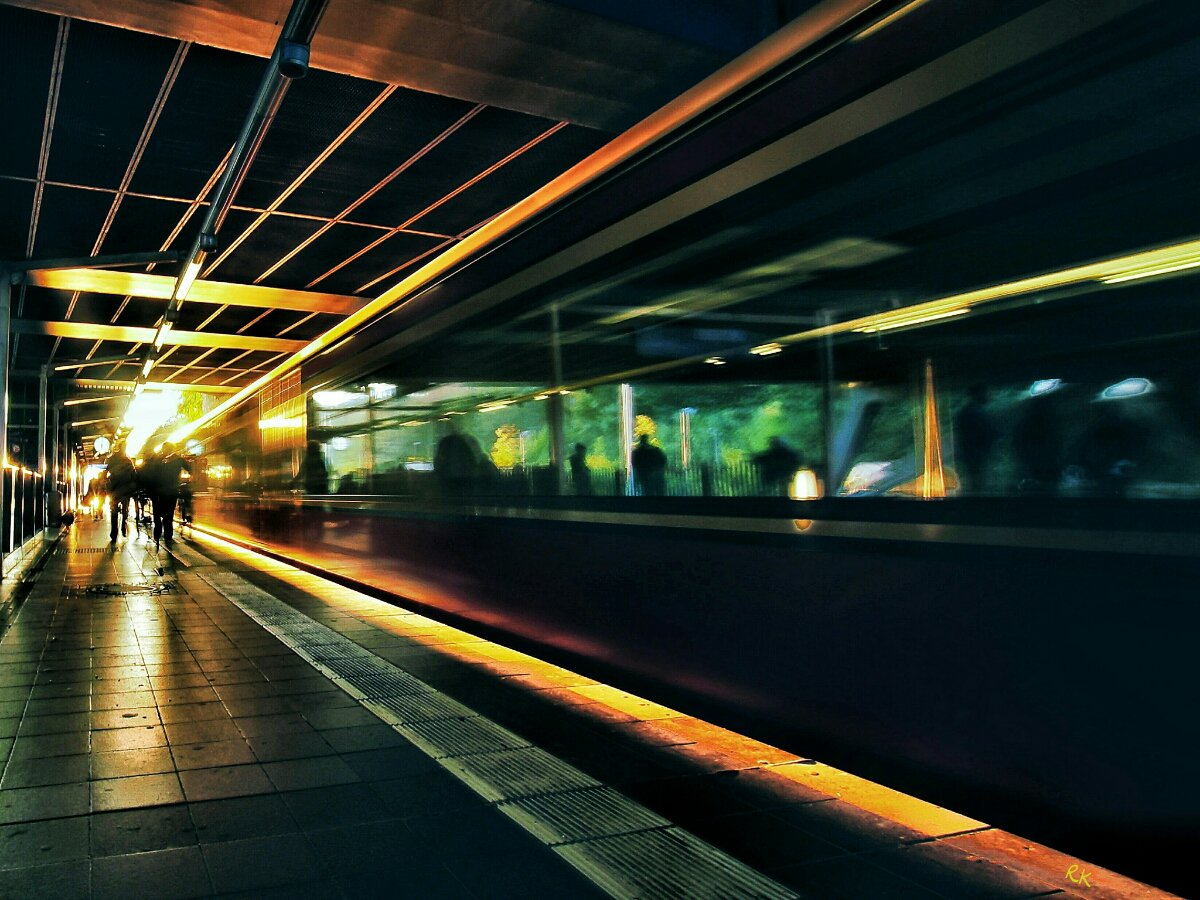 Ray of Light | Berlin Bilder