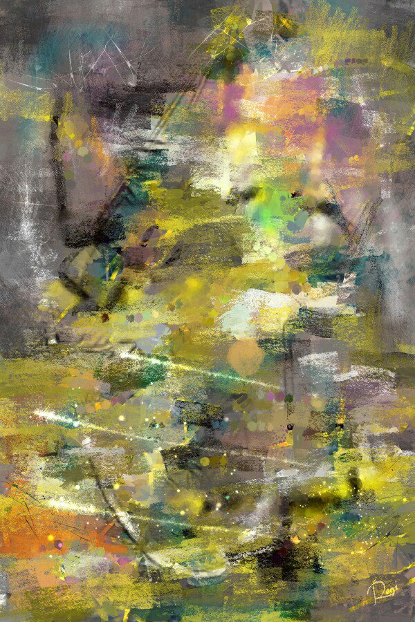 Stein der Weisen | Digitale Malerei